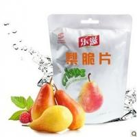 Wholesale natural pear freeze dried fruits chips crisps from china suppliers