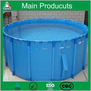 New Design Products Portable Flexible Koi Square Round Fish Tank