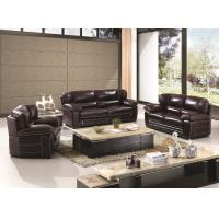 modern living genuine leather sofa set furniture