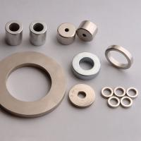 Wholesale permanent horn speaker magnet,magnet disc shape with holes N38 grade from china suppliers