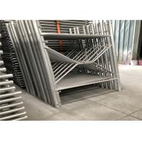Quality Safety Scaffolding Frame System Tubular Aluminum Scaffolding Q345 Material for sale