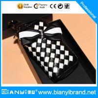 Wholesale China hot sale artificial leather for lady keychain bags from china suppliers