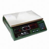 Wholesale Price Computing Scale with LED Display and AC/DC Power Supply from china suppliers