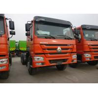Wholesale 40T Sinotruk HOWO Heavy Dump Truck Chassis For Loading Construction Material from china suppliers