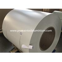 Wholesale 2500 mm Width Super Wide Color Coated Aluminum Sheet Used For Truck Body Manufacture from china suppliers