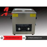 Quality Custom Industrial Ultrasonic Cleaner with Switches TSX-360T for Metal Parts for sale