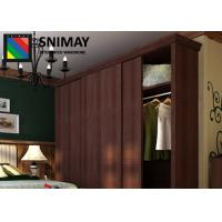 Wholesale Home Decoration Modern Bedroom Wardrobes / Large Sliding Door Wardrobe from china suppliers