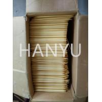 2.0mm~10.0mm,  nature color Single Pointed Bamboo Knitting Needles, china manufacturer