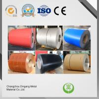 Buy cheap 2500 mm Width Aluminium Colour Coated Sheet , High Strength Colored Aluminum Sheets from wholesalers