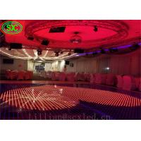 Wholesale Wide Viewing Angle LED Dance Floor P4.81 Stage Equipment Pixel Wireless  Aluminum from china suppliers