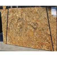 Wholesale Brazil Gold Granite Tile Countertop / Granite Slabs For Kitchen Countertops from china suppliers