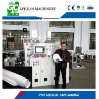 Wholesale PTFE Electric Cable Manufacturing Machinery Large Extrusion Capacity Fast Line Speed from china suppliers