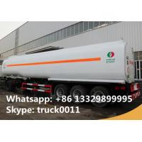 Buy cheap CLW Brand good price 47000L oil  tanker semi-trailer for sale, factory sale best price 503 fuel tank transported trailer from Wholesalers