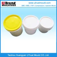 Wholesale Plastic injection molding bucket moulding made in china injection molding machine from china suppliers