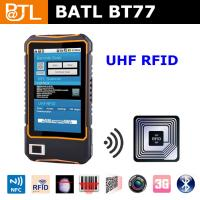 Wholesale Good quality BATL BT77 Quad core 7.0 inch uhf rfid reader for tablet from china suppliers
