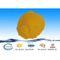 Decolorant poly aluminum chloride polymer flocculant  for textile waste water