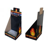 China Excellent advertisement Cardboard Counter Displays cases  ENCD019  for Magazine showing on sale