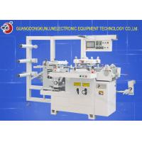 Wholesale Asynchronous Label Die Cutting Machine High Efficiency For Glue Hole Cutting from china suppliers