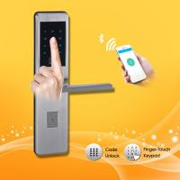 Keyless Password Door Lock Touch screen first-rate long warranty contactlessly mifare card door lock