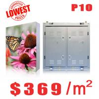 Wholesale P10 Outdoor Fixed LED Display Screen Hotselling from china suppliers