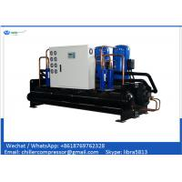 Wholesale 30 tons Package Water Cooled Scroll Chiller with Copeland R410A R407c Compressor from china suppliers