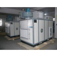 Rotary Wheel Industrial Dehumidification Systems High Capacity
