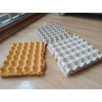 Buy cheap Hot Pressing Pulp Molding Machine , Egg Tray Production Line With Germany Valves from wholesalers