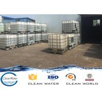 A/B Agent clear liquid with light blue Coagulant for paint fog Recirculating water flocculant Textile printer Flocculant