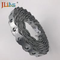 Wholesale Galvanized Plate Perforated Steel Banding High Performance 10M Length from china suppliers