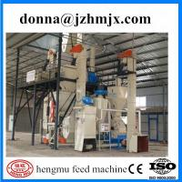 China 2014 Sell well in Africa ISO approved wood production line/wood pellet making machine on sale