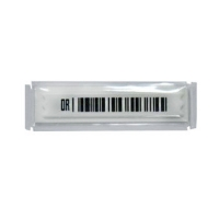 Wholesale 58KHz Barcode Waterproof Commodity Security Soft EAS Labels from china suppliers