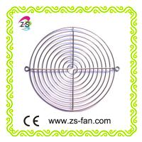 Wholesale 172mm chromed fan guard 17cm axial fan grill from china suppliers