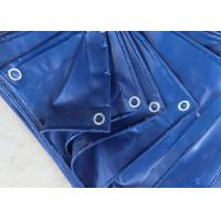 Wholesale Sunproof Geomembrane Pond Liner 230gsm PE Tarpaulin Cover Blue Color from china suppliers