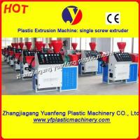 Wholesale Plastic Machine - Single Screw Extruder from china suppliers