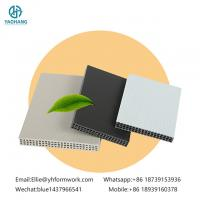 Wholesale Light weight pp hollow plastic board reuse more than 80 times from china suppliers
