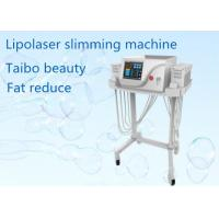 Wholesale Portable 650nm 980nm Lipo Laser HIFU Slimming Machine Automatic And Manual Operate Mode from china suppliers