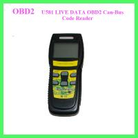 Wholesale U581 LIVE DATA OBD2 Can-Bus Code Reader from china suppliers