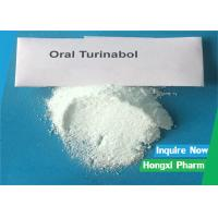Wholesale AAS Oral Turinabol 4 Chlorodehydromethyltestosterone / T-Bol Powder CAS 2446-23-2 from china suppliers