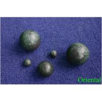 Quality Diamater 2 inch customized iron cast steel balls for cement plant , power for sale