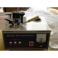 Buy cheap GD-261B ASTMD 93 Pensky-Martens Closed Cup Flash Point Tester from wholesalers