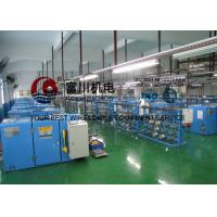 Wholesale 180 Passive / Active Pay Off Copper Cable Twisting Machine Easy Operation from china suppliers