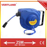 Buy cheap Auto Rewind Wall Swivel Mounted Retractable Hose air hose reel GQ250A 25m 5/16 from wholesalers