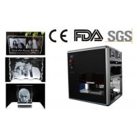 Wholesale Compact Diode Pumped 3D Laser Photo Engraving Machine 300x400x100mm from china suppliers