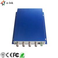 Quality HD SDI To Fiber Optic Converter with Forward Audio for sale