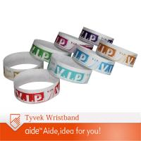 Wholesale Custom Tyvek entertainment bracelet-TVK250 from china suppliers