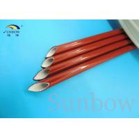 China High Voltage Silicone Rubber Extruded heat resistant sleeving for cables on sale