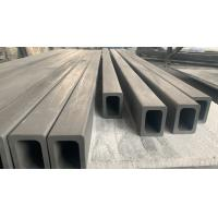 Wholesale Sisic Or Rbsic Silicon Carbide Beam High Temperature Ceramic Tube With Long Working Life from china suppliers
