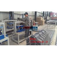 Wholesale Automatic two Layer Glazed PVC Tile Making Machine for Roofing , High Speed and Long Life from china suppliers