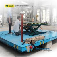 Wholesale Customized Warehouse Carts Material Handling Equipment With Scissor Lifting Table from china suppliers