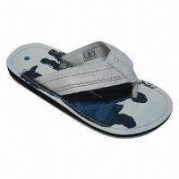 Wholesale Hot Selling Men's Beach Sandals, Customized Colors and Logos Welcomed from china suppliers